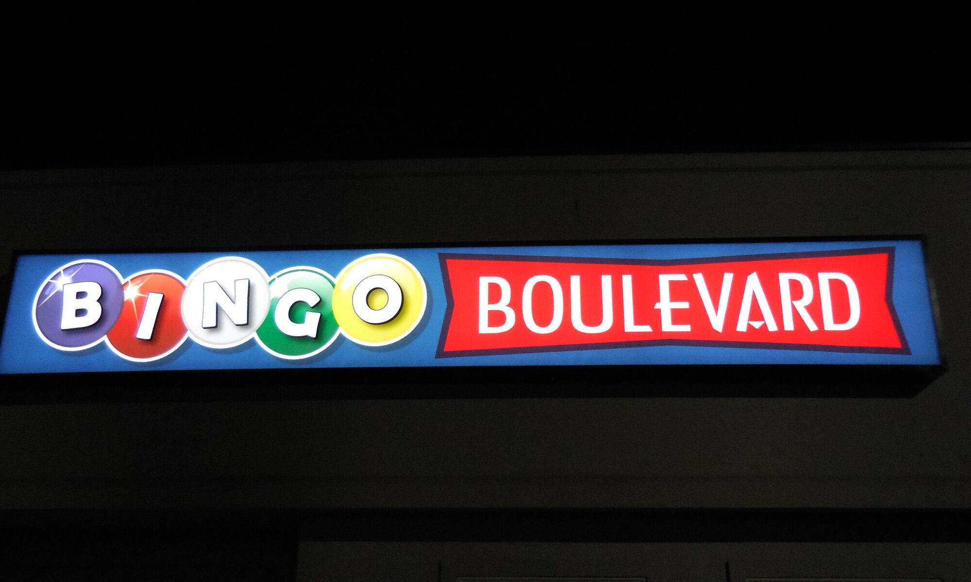 Bingo Boulevard